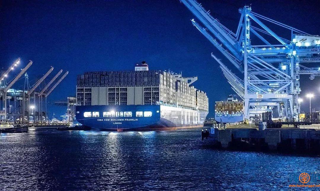 全球百港5.88亿TEU,中国7港前十占1.65亿TEU