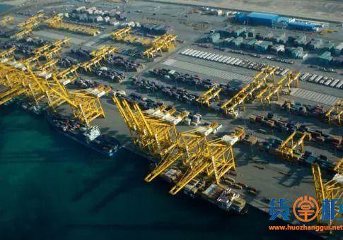 浙江海港与迪拜环球港务合资成立集装箱报关公司