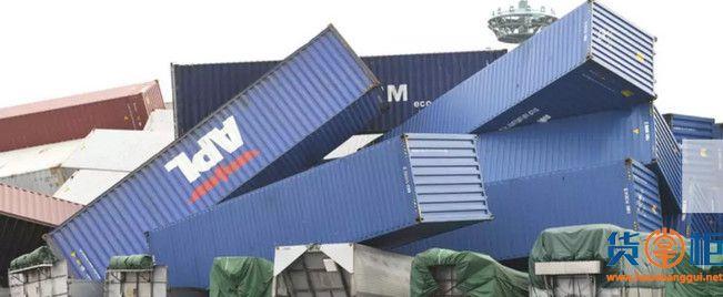 84艘集装箱船受影响!台风肆虐日本!