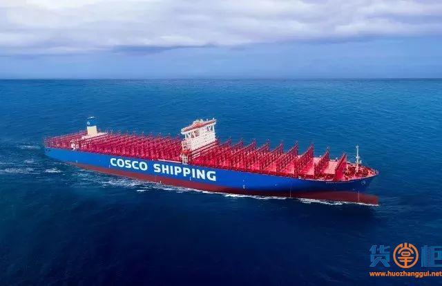 7744艘!中国超越成为全球第二大船东国-货掌柜www.huozahnggui.net
