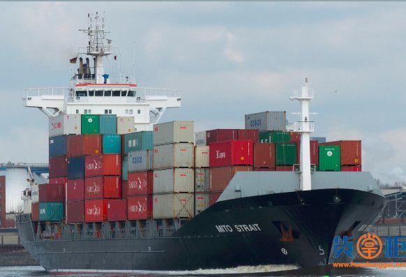MITO STRAIT集装箱船触底受损,船期延误!