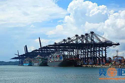 盐田港集团2018完成集箱吞吐量1,438万标箱