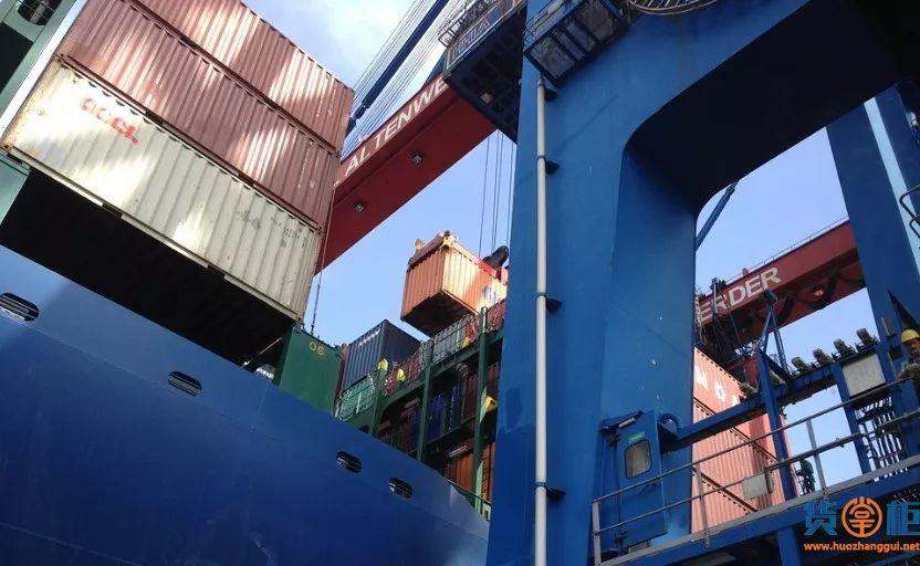 2019年集装箱港口的好消息和坏消息-货掌柜www.huozhanggui.net