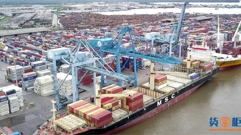 杜阿拉港(Douala)超2000个集装箱滞港或被弃-货掌柜www.huozhanggui.net