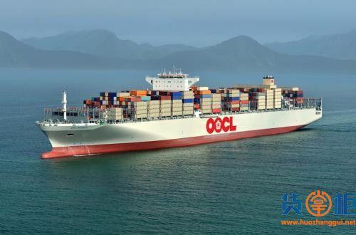 东方海外欲订造6艘23,000标箱级集装箱船