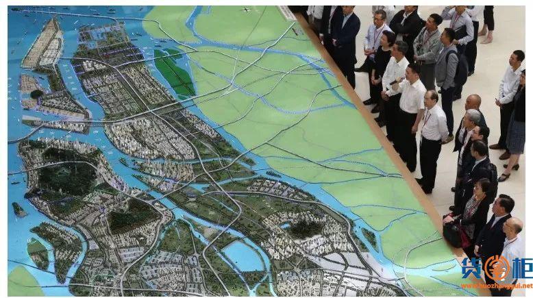 大湾区发展蓝图 粤港澳在万山建深水港