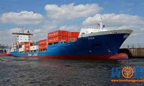 德国航运公司Team Lines 宣布于2月11日起停业