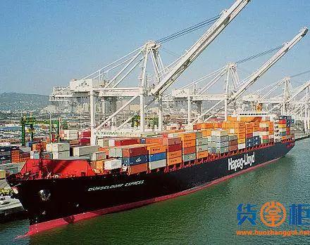 赫伯罗特CEO: 中美关税战升级可能会抑制国际集装箱航运增长
