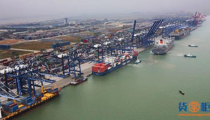 广州港发布集装箱作业服务标准承诺-货掌柜www.huozhanggui.net