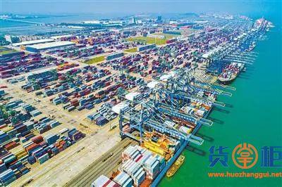顶级班轮公司加码南沙 广州港运力持续升级