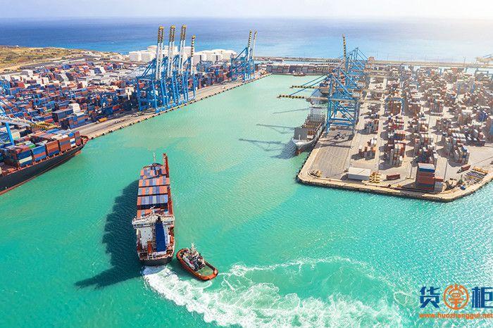 受中美贸易摩擦影响,6月跨太平洋部分航线取消