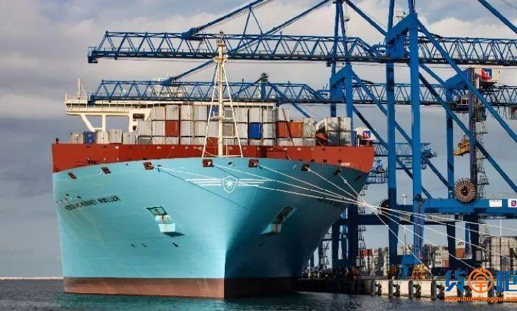 """马士基:""""一带一路""""建设为全球贸易和经济增长创造机遇"""