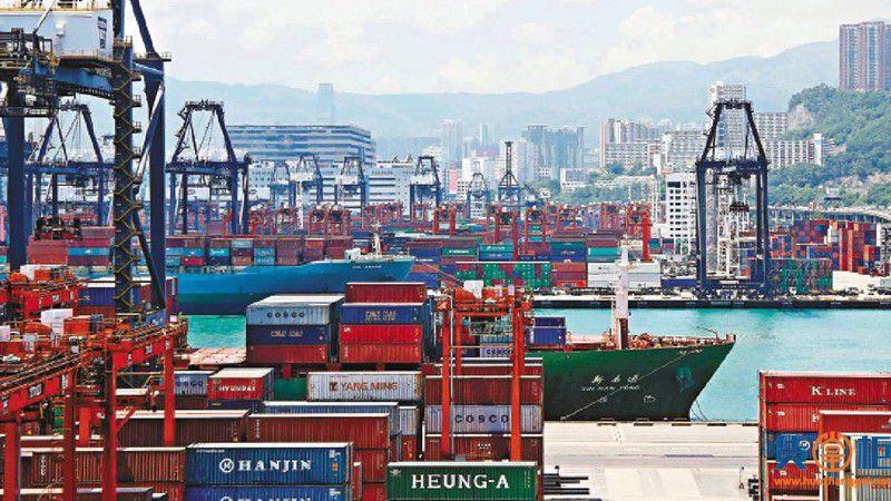 货柜吞吐量大跌,30%的物流公司濒临倒闭!这港口咋了?