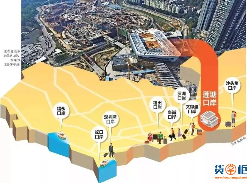 深圳首个一站式通关口岸,最快9月底开通!