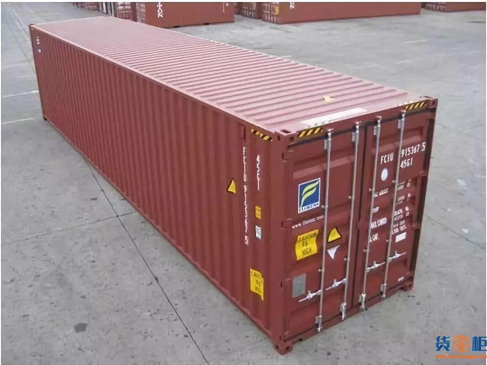 集装箱货柜尺寸、估算装箱尺寸的小方法!