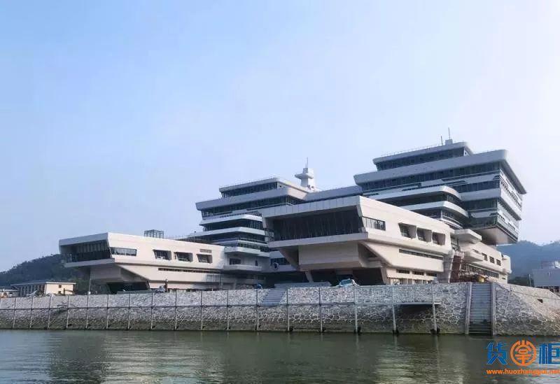 珠海首建无人船科技港 年底启用