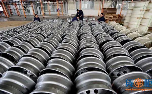 欧盟盯上中国钢制轮毂出口商,对华征收高达66.4%关税