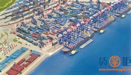 盐田港将建全球首个20万吨级全自动化码头