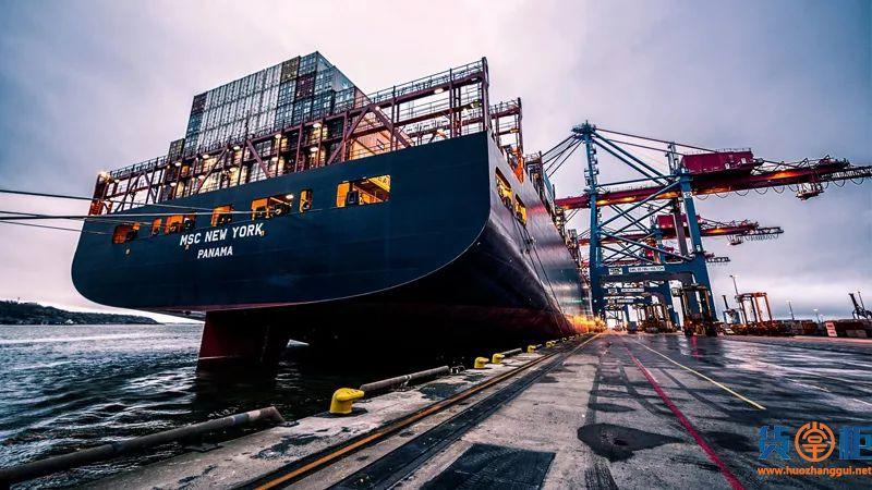 亚欧集装箱运费大涨30%,本周继续涨不停
