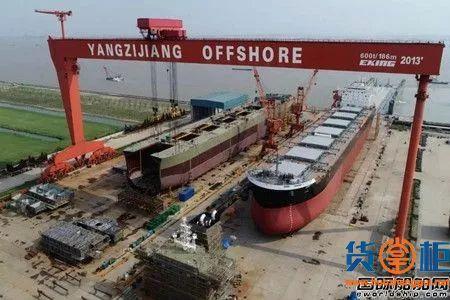 15亿美元订单!韩国惊呼:中日船企联手遏制韩国造船业