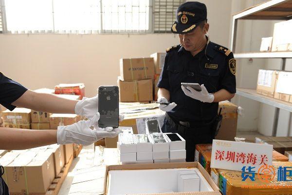"""深圳海关""""龙腾行动2019""""收官:年查假货1398.1万件!"""