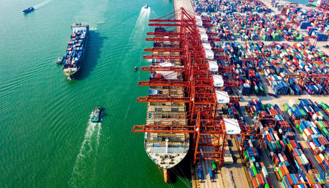 人民日报:5G加持,今日的妈湾港不一般