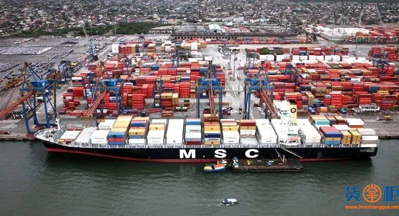 70艘船排队,南美最大集装箱港口拥堵严重!出货须注意!