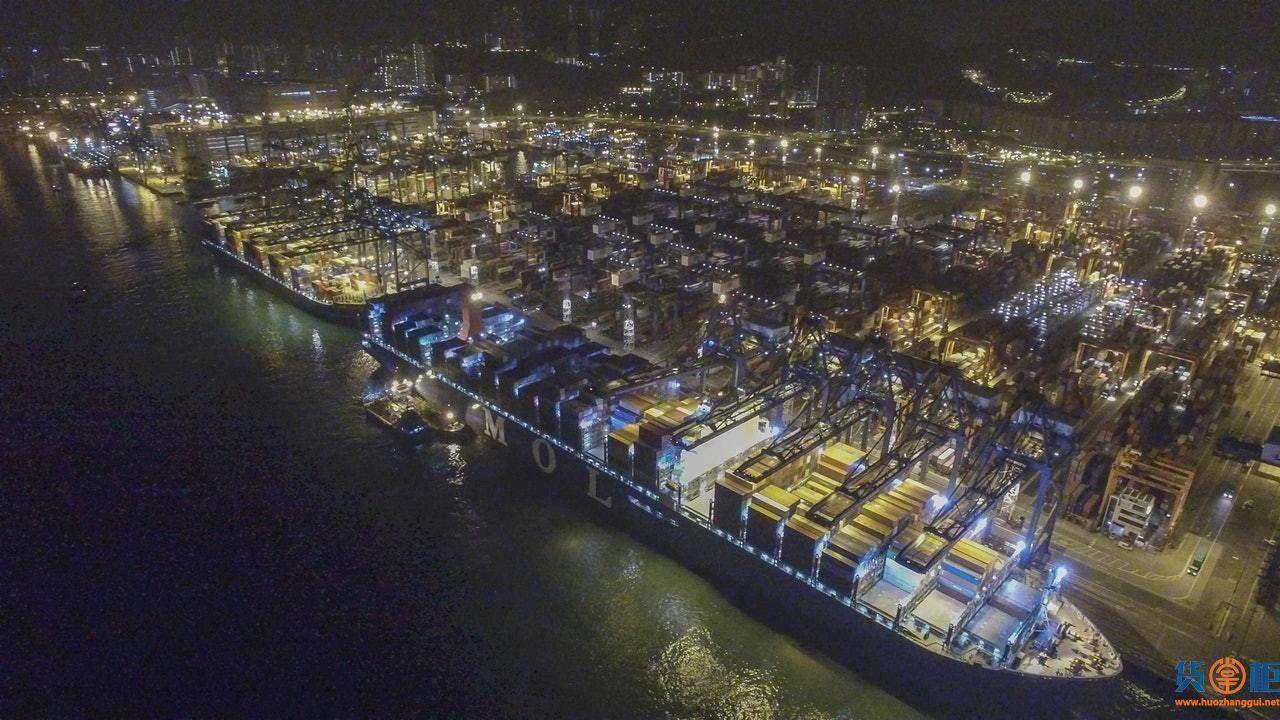 港口集装箱吞吐量连跌28个月!这个曾经的世界第一港到底怎么了