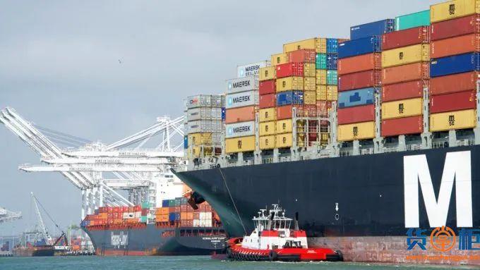 MSC买入6艘集装箱船,运力紧逼马士基
