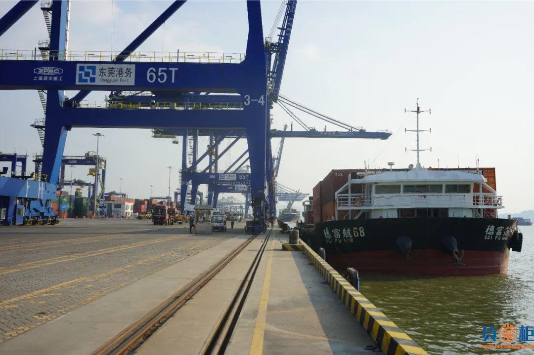 东莞港总体规划出炉 将打造1000万TEU大港