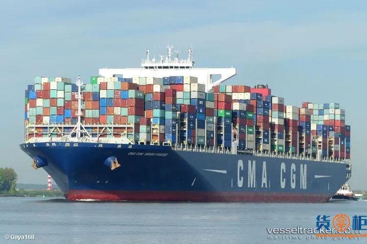 达飞也推出盐田到洛杉矶12天服务,优先上船和装卸