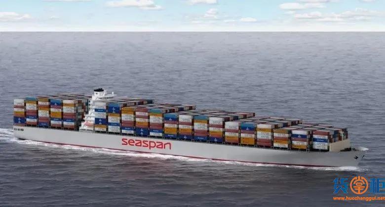 三个月内第五次订造新船,全球最大独立集装箱船东再订购6艘大船