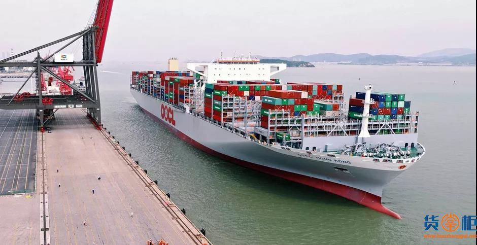 东方海外2020年净利润9.03亿美元