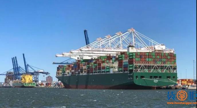 """跨太平洋至美东运价飙升至17000美元,美国内部供应链已经""""断裂""""?"""