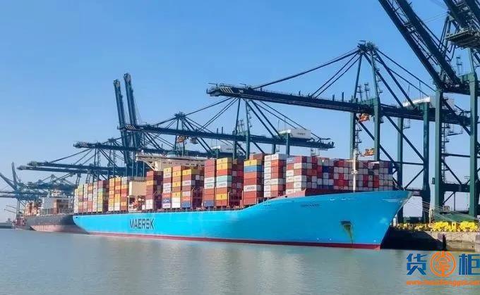 马士基或将订造15艘大型集装箱船?长荣再订购6000个集装箱