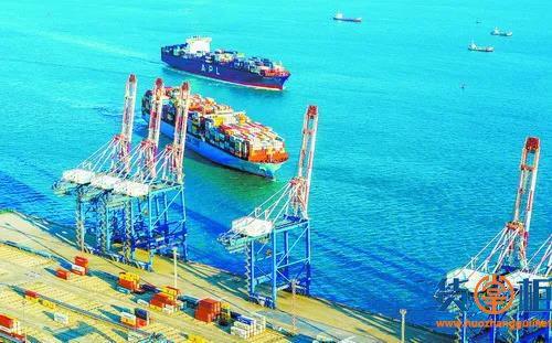 厦门港立下Flag:2035年建成世界一流港口!