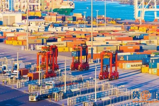 澳洲悉尼和奥克兰港也堵了,马士基一服务停止挂靠布里斯班港